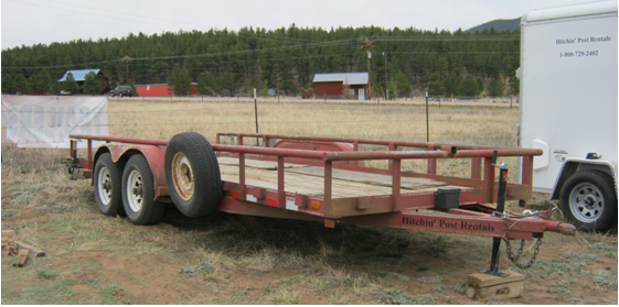 Hitchin_Post_Trailer_Rental_18_foot_Car_Hauler_Flatbed