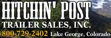 HITCHIN' POST SALES, RENTALS AND SERVICE