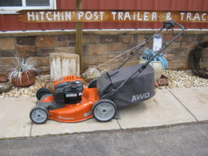 Husqvarna Push Mower HU725