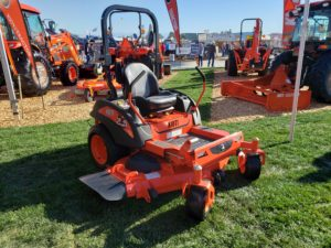 Kioti Zero Turn Mower Hitchin Post Tractor Trailer Sales